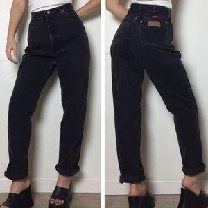Wrangler Vintage 80's Mom jean size 5